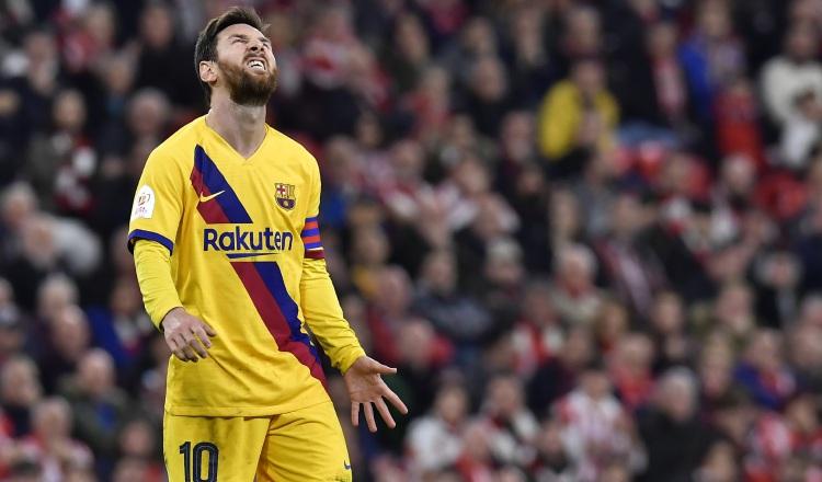 Setién tras eliminación del Barça: 'Fuimos bastante superiores'