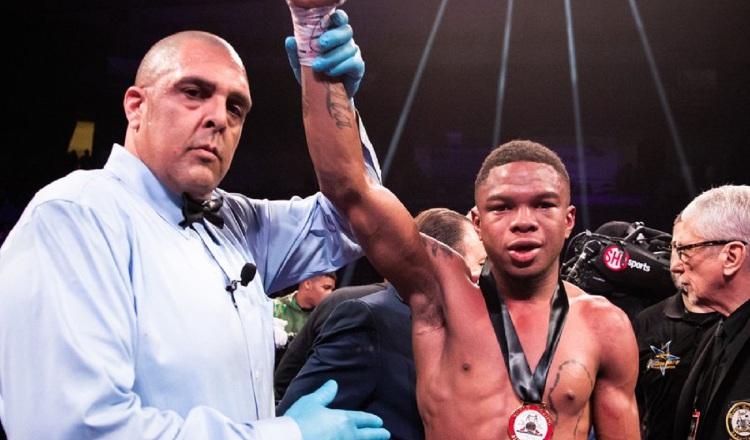 Jaime Arboleda promete mejorar: 'Sé  que la pelea de título mundial será más difícil'