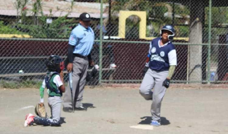 Campeonato Nacional Infantil de Pequeñas Ligas, con cuatro invictos