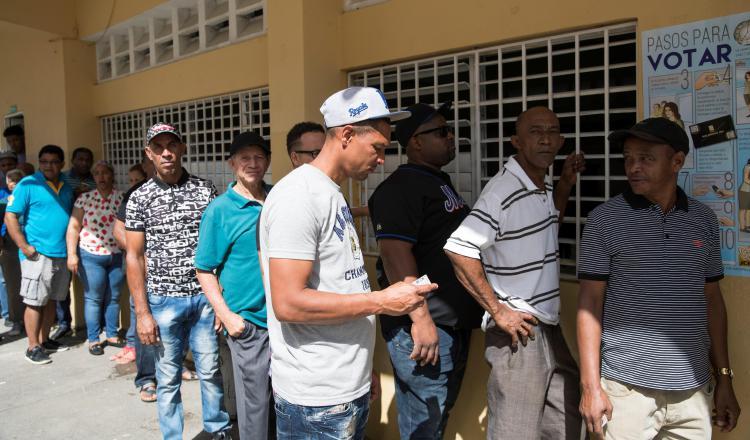 Oficialismo dominicano denuncia  un  'sabotaje