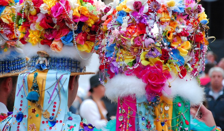 Carnavales gallegos, la gran fiesta de Galicia