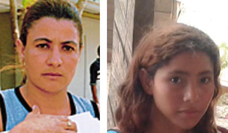 Madre de joven parecida a Mónica la habría dado a luz a los 40 años
