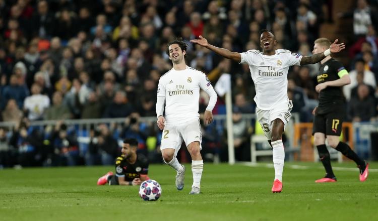 Real Madrid señala al árbitro por su derrota ante el Manchester City