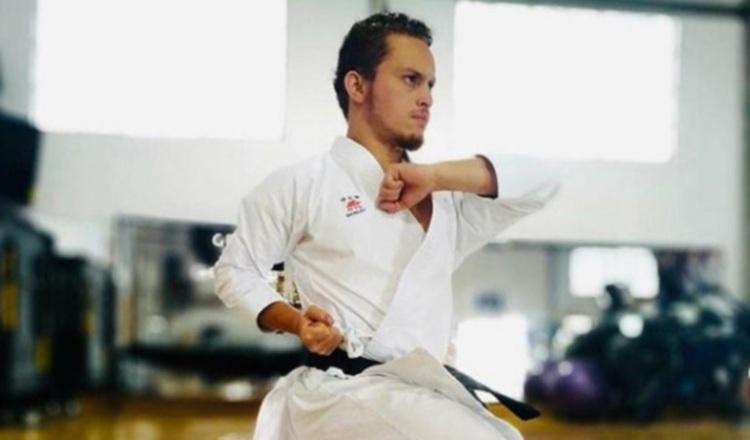 Karateca Héctor Cención conquista su sexto campeonato centroamericano consecutivo