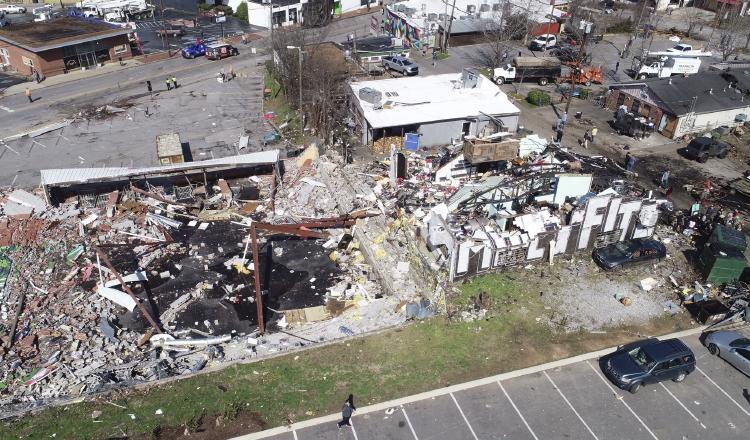 'Devastadores' tornados dejan  22 muertos en Estados Unidos