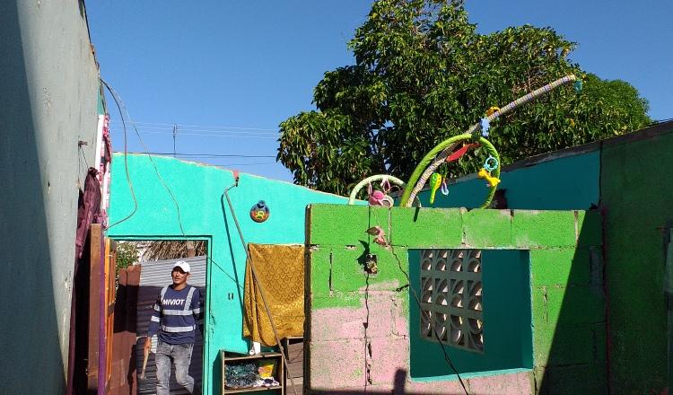 Fuerte temporal en Chiriquí