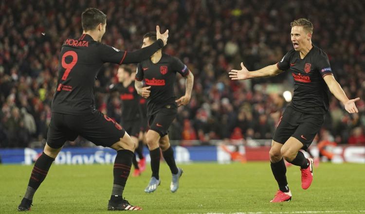 Simeone responde a Klopp y asegura que el Atlético juega a ganar