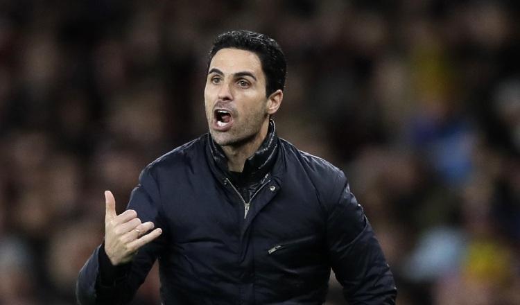 Premier en 'emergencia'  por el positivo de Coronavirus del entrenador del Arsenal