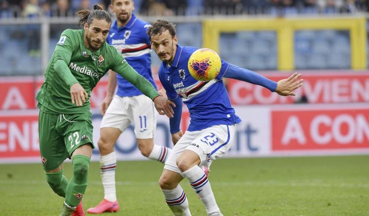 Coronavirus se toma la Serie A con siete casos entre futbolistas