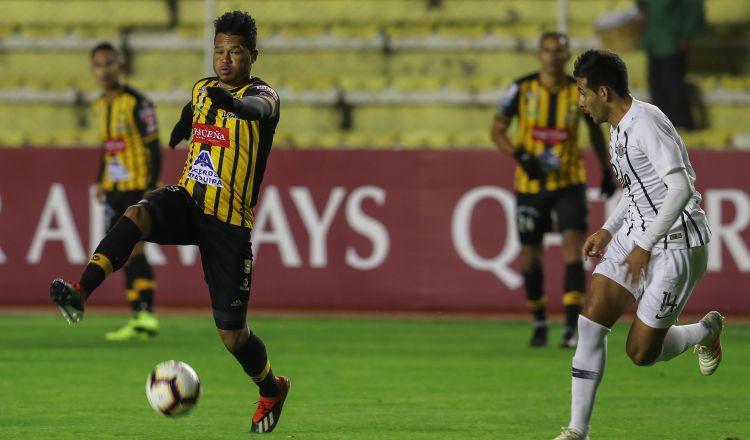 'Toro' Blackburn    pierde la titularidad en Bolivia