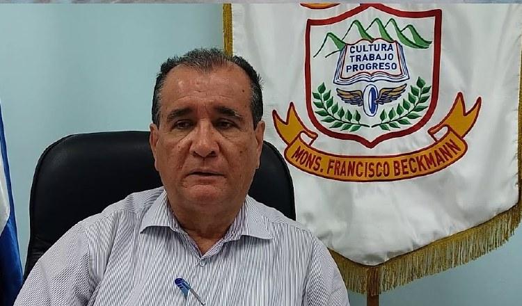 Coronavirus en Panamá: 'Mi hermano (director del Francisco Beckmann) estaba perfecto de salud'