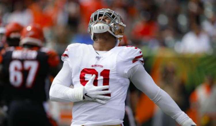 Los 49ers acordaron un contrato con el defensive lineman Arik Armstead