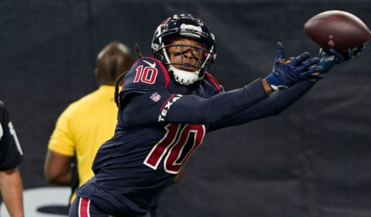 Arizona firma a DeAndre Hopkins,  uno de los mejores receptores de la NFL