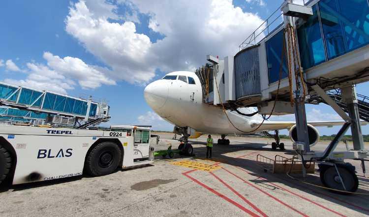 Desde el lunes no habrá vuelos internacionales, anuncia Cortizo