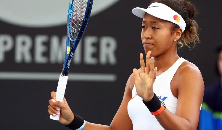 Naomi Osaka está decepcionada por la suspensión de los Juegos Olímpicos