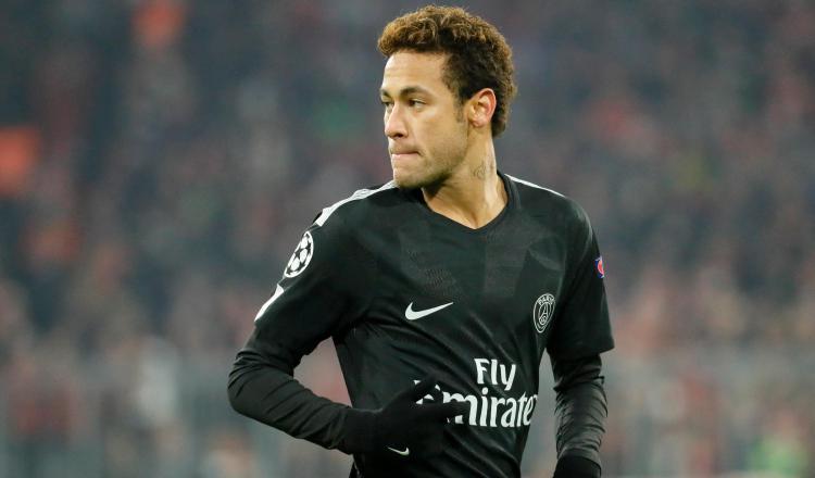 Neymar con ansiedad por volver a jugar