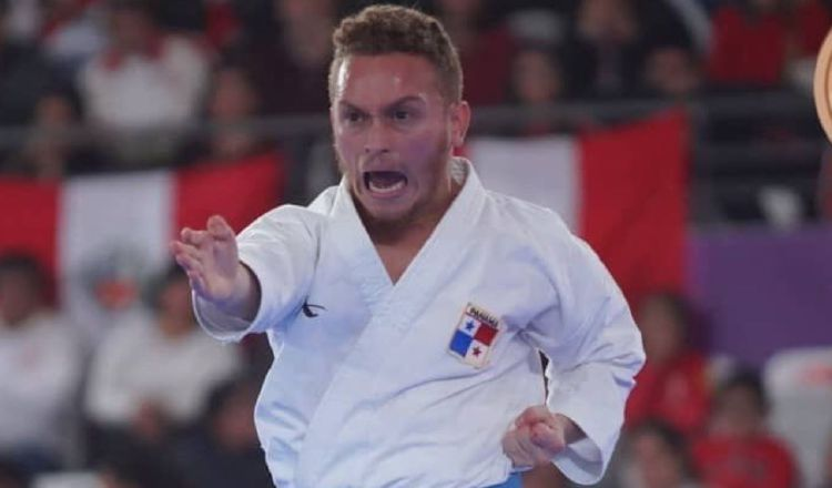 Torneos de karate panameño serán virtuales todo el año