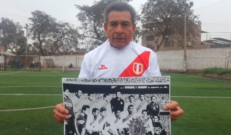 Héctor Chumpitaz, positivo al COVID-19