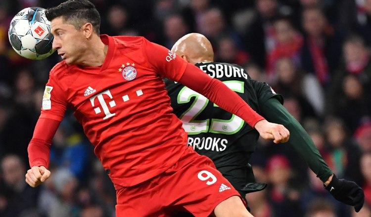 Bayern Munich es líder en Alemania. Foto:AP