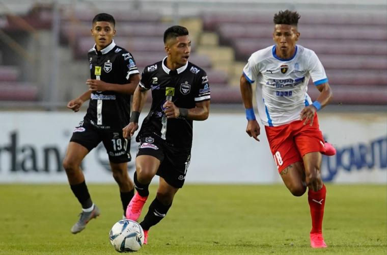 El Torneo Apertura 2020 de la LPF se paralizó por el coronavirus. Foto: Anayansi Gamez