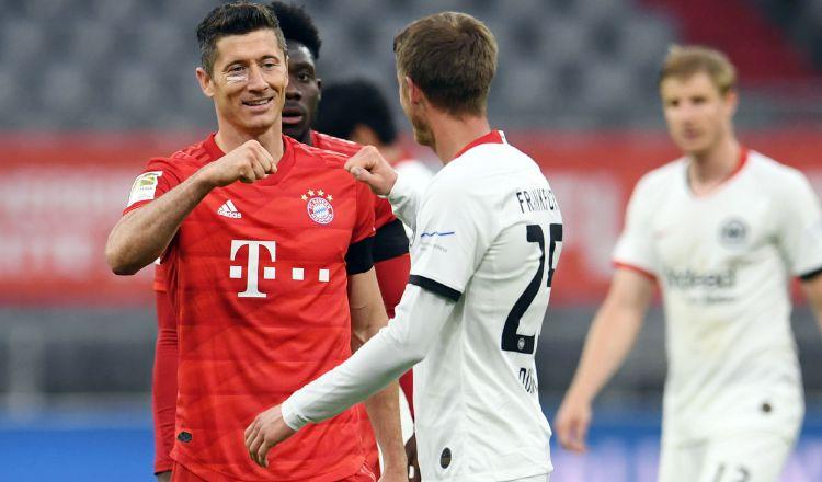 Bayern Múnich y Borussia Dortmund llegarán inspirados a su duelo de punteros