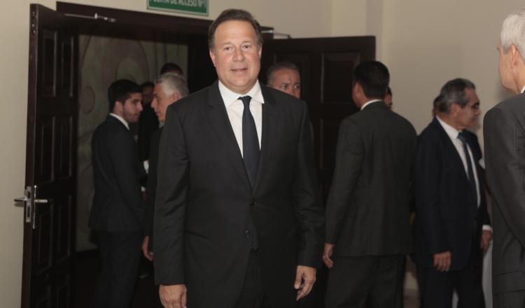 'Lawfare' montado en el gobierno de Juan Carlos Varela sigue activo