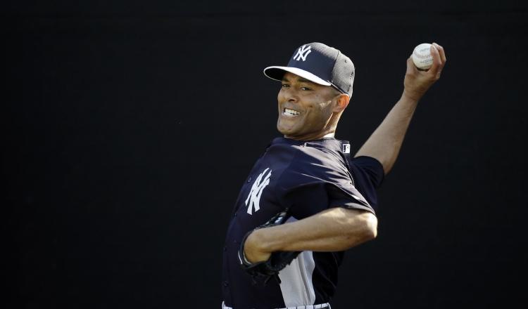 Mariano Rivera, en listado de estrellas con debuts para el olvido en la MLB