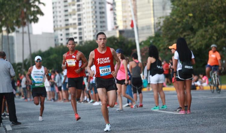 Maratón Internacional a la Ciudad de Panamá  sigue en pie