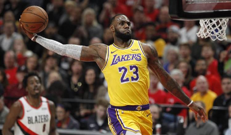 La NBA presentará un plan para volver a la competencia con solamente 22 equipos