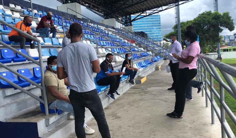 Estadio Armando Dely abrirá, pero será muy limitado
