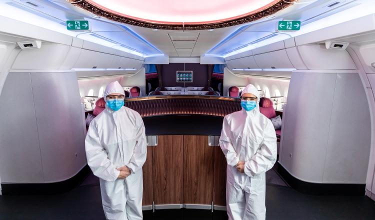 Las aerolíneas afirman que es seguro viajar. ¿En verdad lo es?