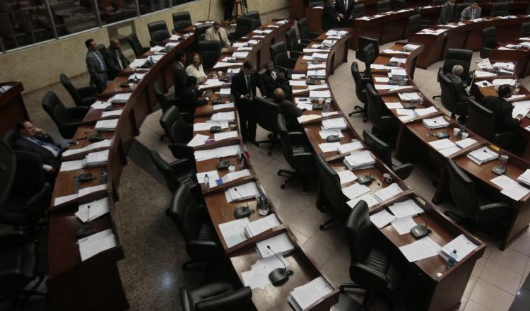 Órgano Ejecutivo no convocará a sesiones extraordinarias