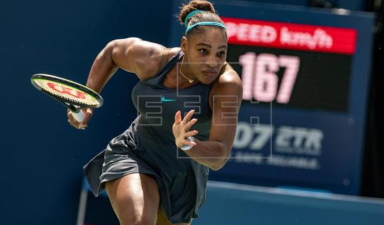 Serena Williams jugará el US Open
