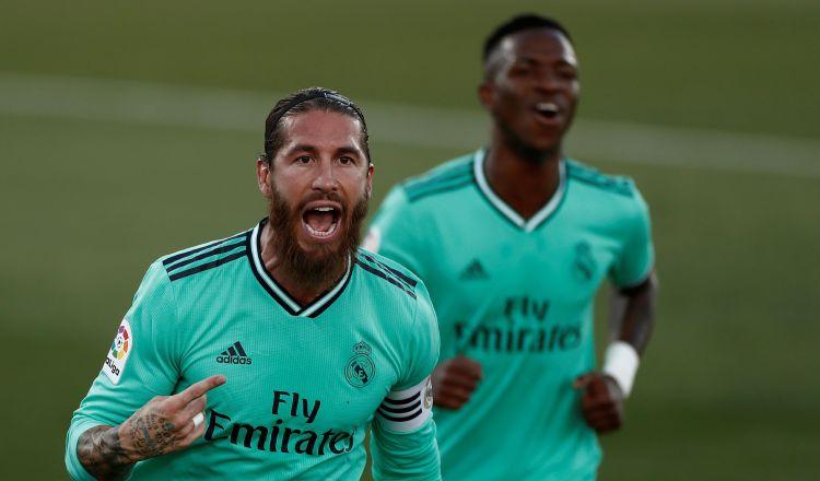 Real Madrid empata ante Leganés y mira la Champions