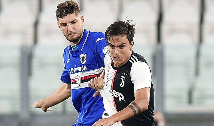 Dybala duda de la Juventus ante Lyon en la Champions