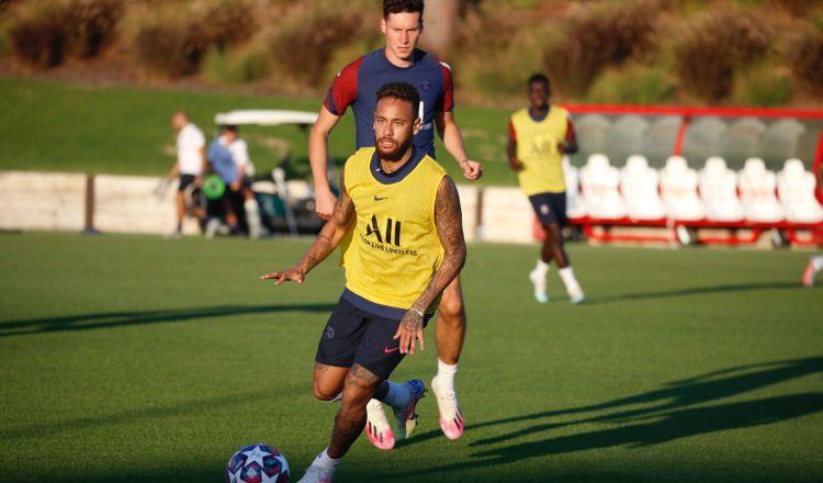 Neymar y PSG con chance de oro en la Champions