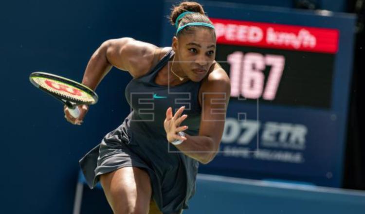 Serena Williams regresa inspirada al tenis