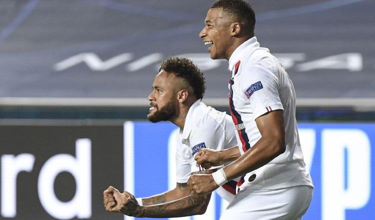 PSG remonta en tres minutos al Atalanta y avanza a semifinales de Champions