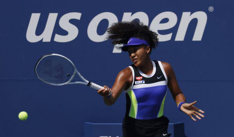 Naomi Osaka avanza en el US Open y se sorprende por respaldo a mascarillas