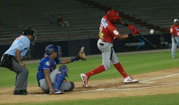 Panamá Metro es el actual campeón del béisbol mayor. Foto:Fedebeis