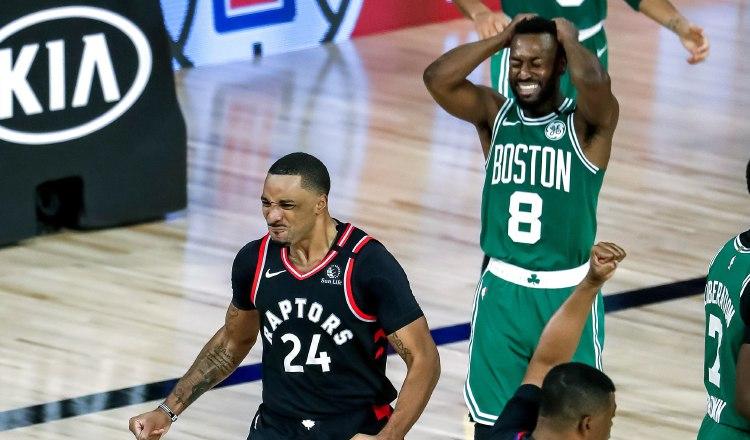 Raptors y Celtics en juego crucial por la Conferencia del Este en la NBA