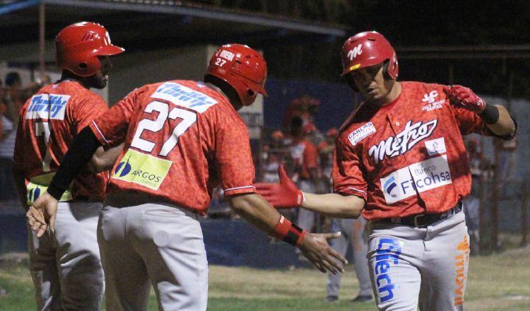 Panamá Metro va por el título del béisbol mayor