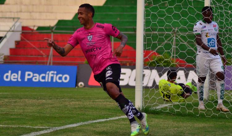 Gabriel 'Gaby' Torres es la alegría de Independiente del Valle