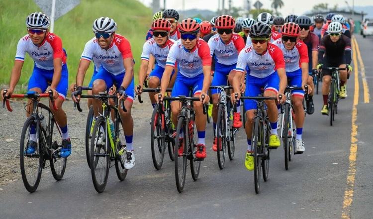 Selección de Panamá estará presente en la Vuelta a Guatemala. Foto:Fepaci