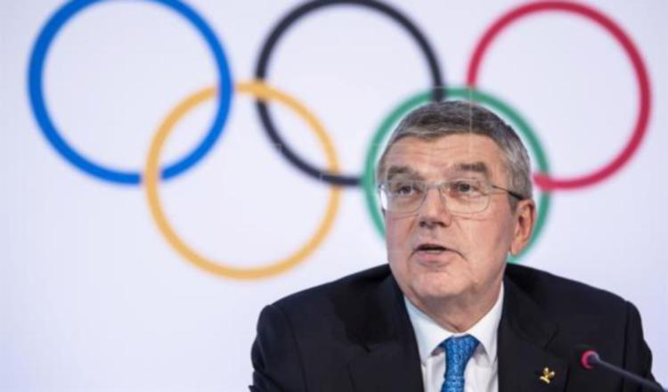 Thomas Bach: 'Se ha demostrado que puede haber competiciones incluso sin vacuna'