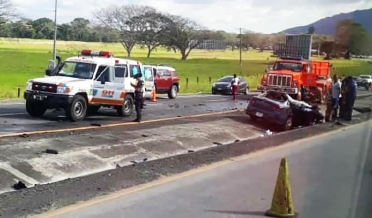 Endurecerán penas para conductores que causen accidentes fatales