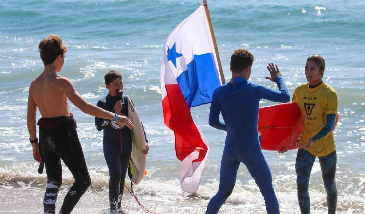 Tokio es la meta del surf panameño