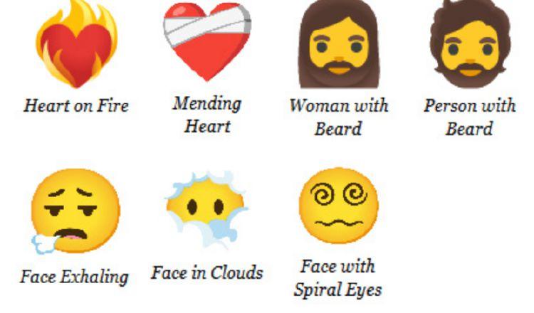 Revelan los nuevos emoticones que estarán disponibles en el 2021