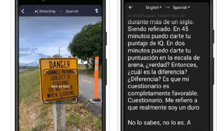 Google Translate: desde la traducción con cámara hasta las palabras escritas a mano