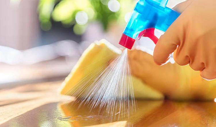 Hay claves para desinfectar la casa después de la COVID-19